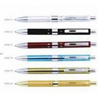 Ручка шариковая автоматическая BAIXIN BP2002 металл