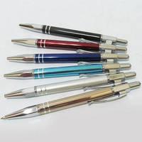 Ручка шариковая автоматическая BAIXIN BP2005 металл