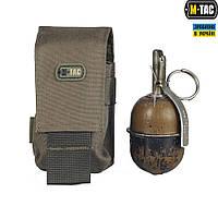 M-Tac подсумок быстроизвлекаемый для осколочной гранаты Olive