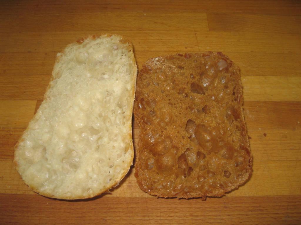 МК по приготовлению итальянского хлеба Чиабатта