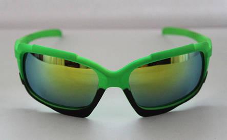 Яркие спортивные мужские солнцезащитные очки, фото 2