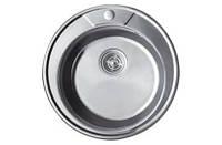 Мойка кухонная HAIBA HB 490