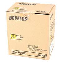 Тонер Develop TNP-22Y Yellow для ineo +35/+35Р (6К) (A0X52D2)