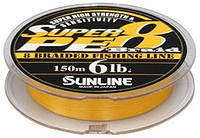 Шнур SUNLINE Super PE 8 Braid 150m 0,128mm