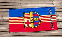 Полотенце пляжное Barcelona Lotus 75*150