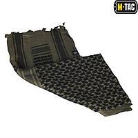 M-Tac шарф шемаг Foliage Green/Black, фото 1