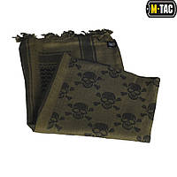 M-Tac шарф шемаг Pirate Skull Olive/Black