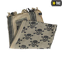 M-Tac шарф шемаг Pirate Skull Khaki/Black