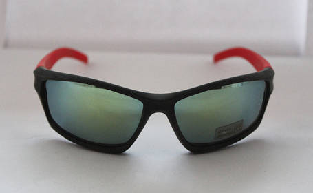 Строго спортивные мужские солнцезащитные очки, фото 2