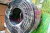 Кабель RG-58U (0.8СU+2.9PE+Al foil+64х0.12CCA) диаметр 5мм чёрный - Фото