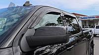 Chevrolet Silverado 1500 2016-18 ветровики дефлекторы на окна дымчатые Новые Оригинальные