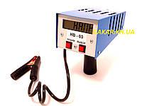 Цифровая нагрузочная вилка НВ 03 Орион для проверки аккумулятора 12В до 240 А/ч