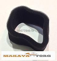 Воздушный фильтр паралоновый(кольцо) для мотокос t434-517,446,447 и мотобуров AG252,243