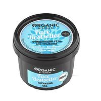 """Гель для умывания очищающий """"Face Bestseller"""" Kitchen Organic shop, 100 мл"""