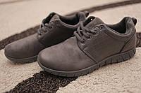 Женские кроссовки Nike Roshe алькантара Gray качество 36 - 40