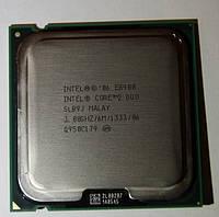 Процессор Intel Core 2 Duo E8400 SLB9J гарантия