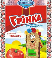 Гренки томат