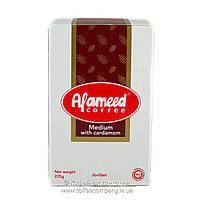 Кофе с кардамоном арабский молотый Alameed Medium 225г