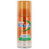 Джілет Гель для гоління Fusion 75мл Чутлива шкіра (7702018872817)