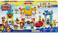 Новинка! Набор для лепки Play-Doh 3-in-1 Town Center, 3в1 Центр Города от Hasbro