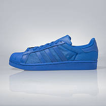 Кроссовки Аdidas Originals Superstar Blue B42619 (Оригинал), фото 3