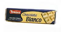 Шоколад белый Torras blanca 20г