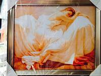 Картина в рамке 45*40см . Украшение интерьера  код 56021