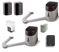 NICE HOPP KCE — автоматика для распашных ворот (створка до 2.4 м)