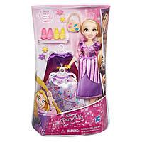 Игровой набор Disney Princess Одень Принцессу, Шарм и стиль Рапунцель