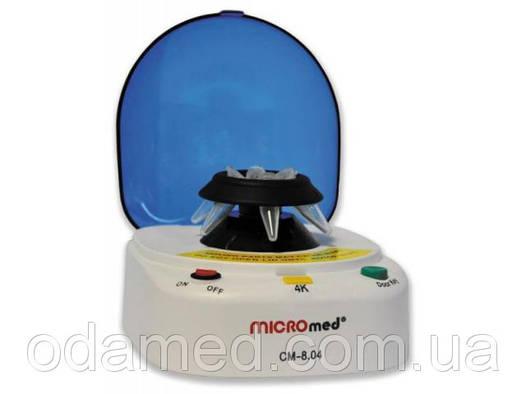 Центрифуга СМ-8.04 MICROmed