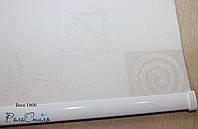Рулонні штори тканина Ікеа1800 молочний колір 40см