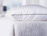 Подушка высокая премиум класса пуховая Royal