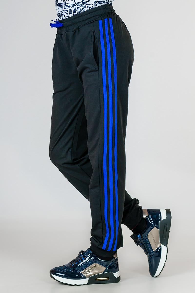 Спортивные штаны подростковые с лампасами