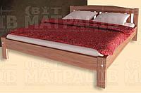 Деревянная кровать «Альфа 6» (подъемный механизм)