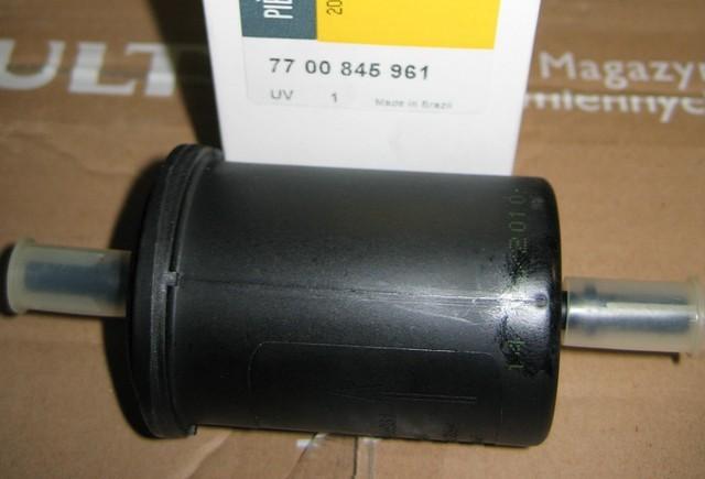 Фильтр топливный, оригинал Renault (Рено) 7700845961