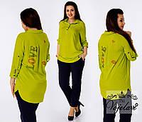 Рубашка женская арт 48181-92