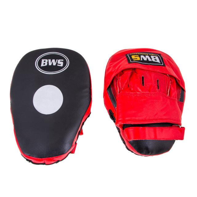 Лапы кобра leather Red/Black W.S WS-FPC-RBL. Распродажа!