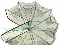 Раколовка крупный Омар, диаметр 80 см, простая и надежная, крупный улов обеспечен