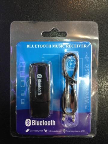 USB Bluetooth music receiver адаптер блютуз  - Шафран в Одесской области