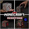 """Ночник Minecraft - """"Redstone"""" - 7.5 см."""