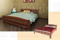 Деревянная кровать «Альфа 5» (подъемный механизм)