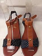 Женские летние турецкие кожаные босоножки