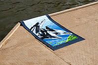 Полотенце пляжное Dolphins Lotus 75*150
