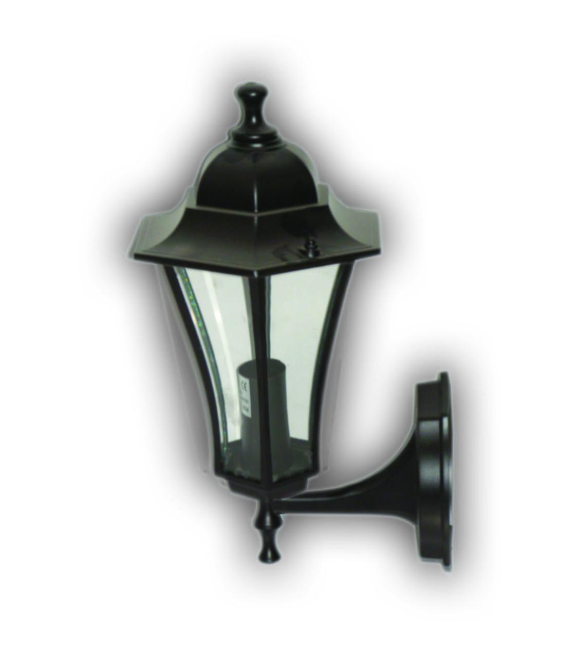 Уличный светильник настенный Lemanso PL3201 черный