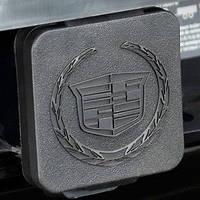 Cadillac Escalade 2015-18 заглушка крышка на прицепное устройство фаркоп Новая Оригинальная