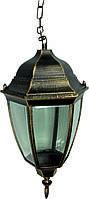Светильник Lemanso PL5205 античное золото 100W на цепочке