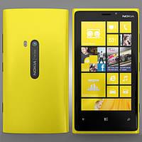 """Китайский Nokia Lumia 920, дисплей 4"""", Wi-Fi, ТВ, 1 SIM, FM-радио, Java. Заводская сборка. Желтый"""