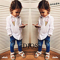 Рубашка детская арт 48190-101
