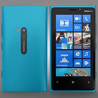"""Китайский Nokia Lumia 920, дисплей 4"""", Wi-Fi, ТВ, 1 SIM, FM-радио, Java. Заводская сборка. Синий"""