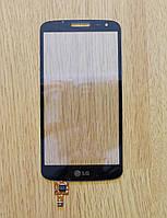 Сенсор LG D618 D620 D610 D625 черный